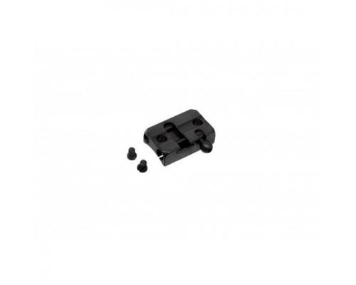 Задняя база поворотного кронштейна Apel-EAW на Sauer 202, BH=7 мм (0/35659)