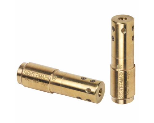 Патрон холодной пристрелки Sightmark 9mm Luger