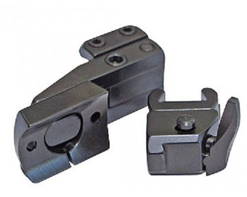 Быстросъемный поворотный кронштейн Apel, Heym SR21/30, шина LM, BH=17 мм, KR=31 мм (600-00406-KR31)