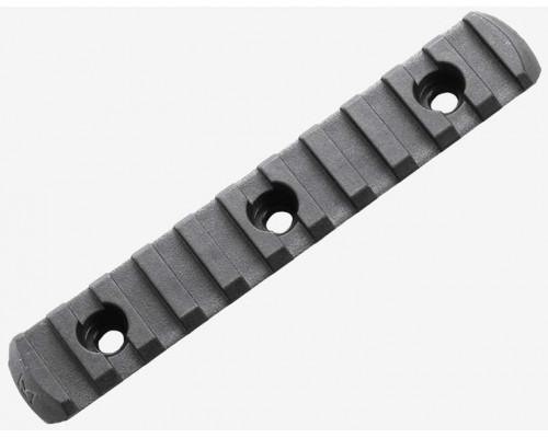 Планка Picatinny с креплением M-LOK полимерная, Magpul® M-LOK® Polymer Rail, 11 Slots MAG593