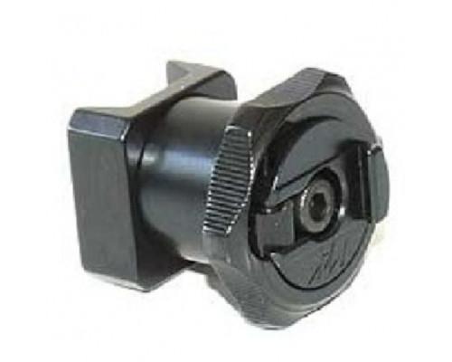 Задняя нога поворотного кронштейна MAK в сборе с ротационным зажимом и элементом под SR, BH=22 мм (1458-6000)
