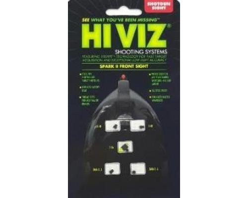 HiViz мушка SPARK II front sight зеленая универсальная