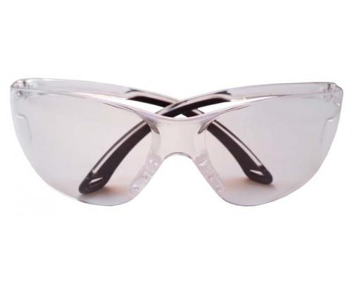 """Очки стрелковые """"Stalker"""" защитные, цвет - прозрачные, материал - поликарбонат, светопропускаемость 98%, блистер"""