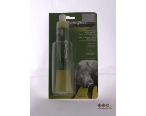 Приманка Remington для кабана - искуственный ароматизатор выделений самца, гель, 42,5гр (1117)