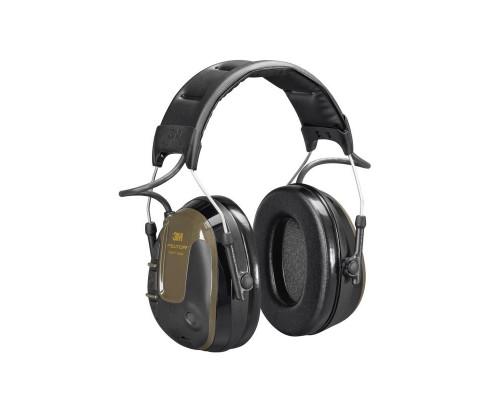 Наушники Активные 3M™Peltor™Protac Hunter,Snr 26Db,Нескладное Оголовье,Аудиовход 3,5Мм,Чёрные/Зелёные,303Г