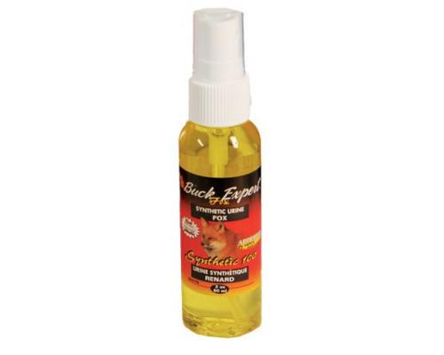 Приманки Buck Expert для лисы - искусственный ароматизатор выделений (СПРЕЙ) 60 мл.