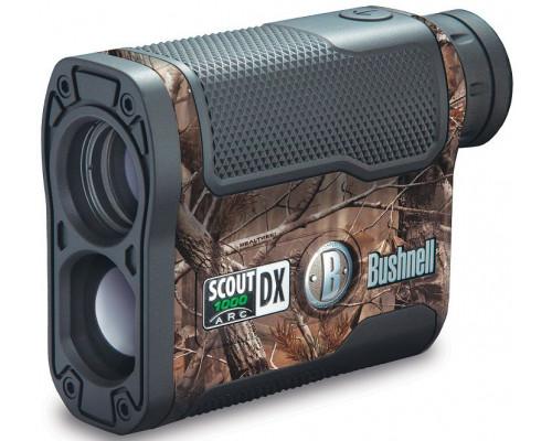 Лазерный дальномер Bushnell Scout DX 1000 camo
