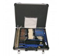 Универсальный набор DAC для чистки в алюминиевом кофре 63 предмета