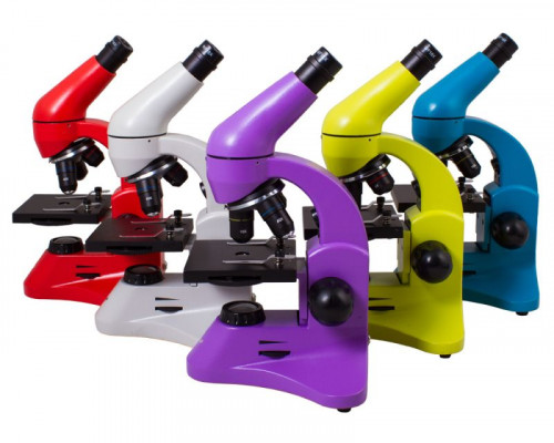 Микроскоп Levenhuk Rainbow 50L PLUS