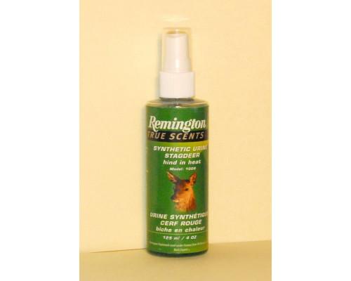 Приманка Remington для оленя- искуственный ароматизатор выделений самки, спрей, 125ml
