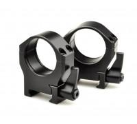 Быстросъемные кольца Luman Precision на Weaver 34мм BH=14мм LP34MW