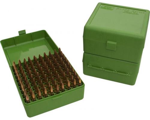 Кейс для патронов (нарез. оруж) RM-100-10