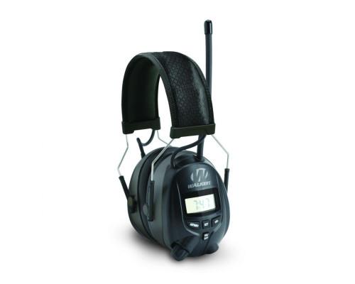 Пассивные наушники Walker's Radio Muff с функцией AM/FM радио