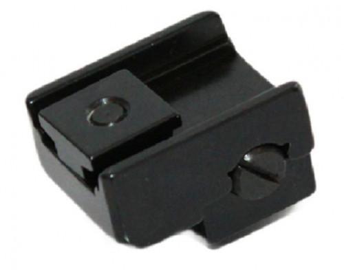 Задняя нога поворотного кронштейна Apel-EAW, шина SR, BH=10 мм, BAR II (2410/0100)
