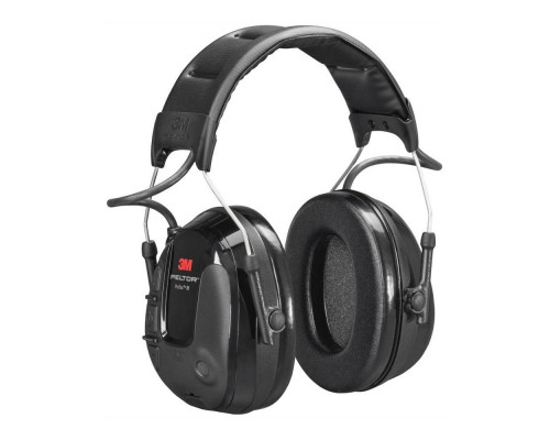 Наушники Активные 3M™Peltor™Protac Iii Slim,Snr 26Db,Нескладное Оголовье,Аудиовход 3,5Мм,Чёрные,303Г