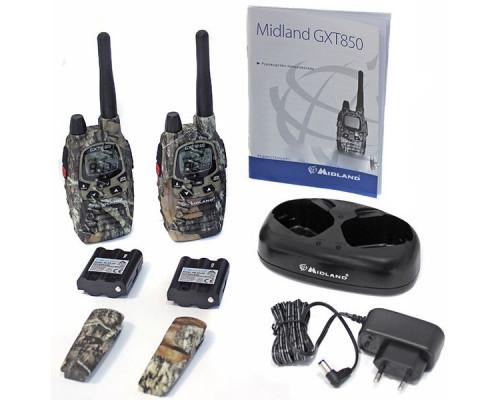 Любительская рация Midland GXT850 New