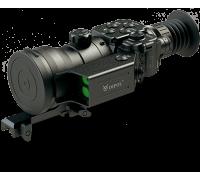Тепловизионный прицел Диполь D75TSR PRO LRF (3.5x, 75мм/F1.0, 384x288px, 50Гц, 17мкм) с дальномером