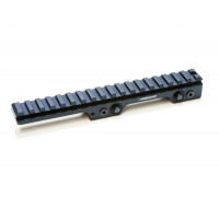 Кронштейн для Sauer 303 — Picatinny Long — 190мм (50-PT-20-70-600)