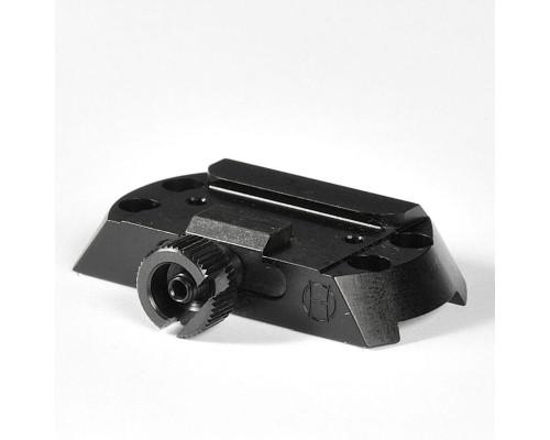 Кронштейн Henneberger Aimpoint Micro на призму 14/15/16 мм, BH=6,5 мм (Tikka T3, CZ-527, комб. BRNO)
