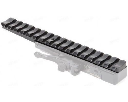 База Picatinny Contessa 170 мм для установки на основания Contessa (CSPICR-L)