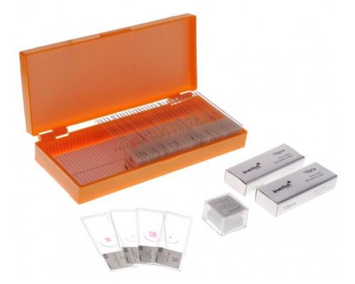 Набор готовых микропрепаратов Levenhuk N38
