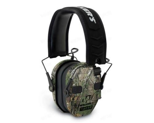 Активные наушники Walker's Razor Quad, 4 микрофона, Bluetooth, черные