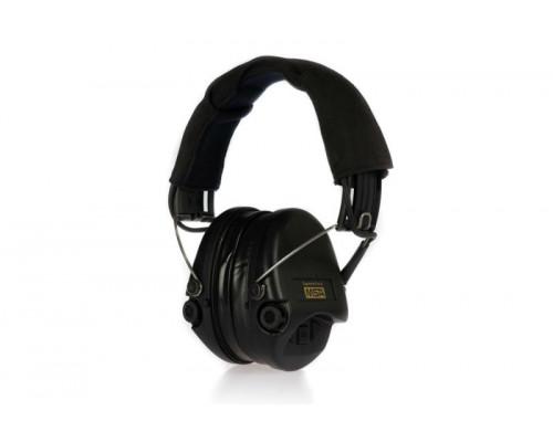 Активные наушники MSA Supreme PRO, цвет корпуса - черный 75302-02