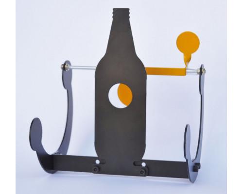 Мишень Stil Crin металлическая, сбрасываемая, бутылка