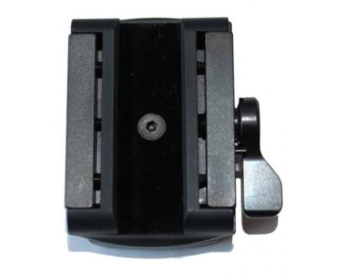 Быстросъемный кронштейн MAKnetic® Aimpoint Micro на вентилируемую планку ружья шириной 14 мм (3014-1000)