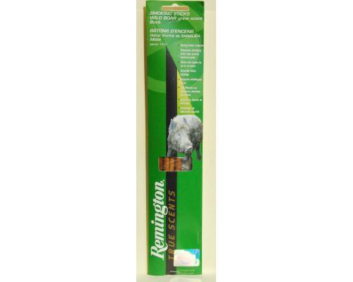 Приманка Remington для кабана - искуственный ароматизатор выделений самца, дымящ. палочки
