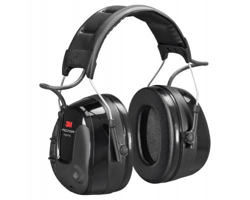Наушники Активные 3M™Peltor™Protac Iii,Snr 32 Db,Нескладное Оголовье,Аудиовход 3,5Мм,Чёрные,355Г