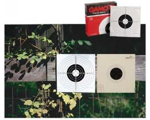 Мишени бумажные Gamo Dianas черно-белые 100 шт.