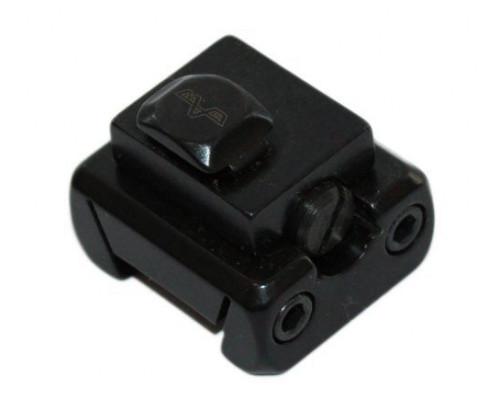 Задняя нога поворотного кронштейна Apel-EAW, призма LM, BH=14 мм, Mauser M12 (410/0140)