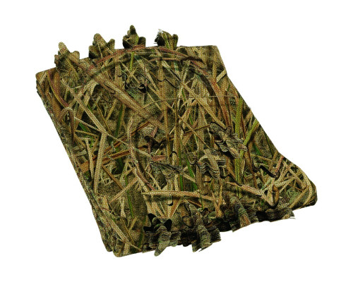 Сетка для засидки Allen серия vanish, нетканая, 1,4х3,6м, mossy oak shadowgrass blades, omnitex 3d, 0,1 кг