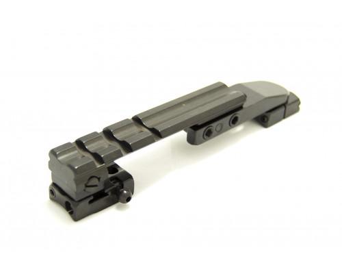 Поворотный кронштейн EAW на Sauer 202 Magnum - Weaver 882-00659