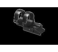 Крепление Picatinny быстросъемное с фиксатором и регулировкой усилия затяжки для дневных прицелов WP460F-Dxx