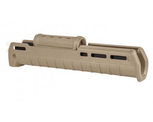 Цевье Magpul® Zhukov Hand Guard на АК47/АК74 MAG586 (FDE)