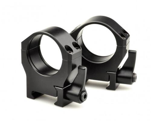 Быстросъемные кольца Luman Precision на Weaver 36мм BH=20мм LP36HW