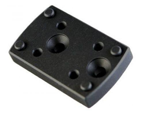 Адаптер для установки коллиматорных прицелов Leupold DeltaPoint на кронштейны Spuhr (A0009)