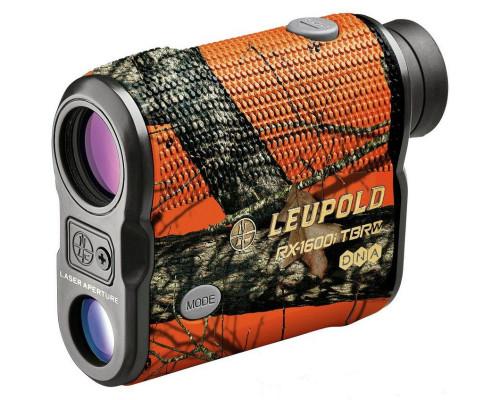 Лазерный дальномер Leupold RX-1600i TBR/W DNA (Mossy Oak Blaze Orange Finish)