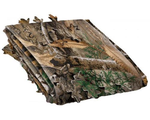 Сетка для засидки Allen серия vanish, нетканая, 1,4х3,6м, камуфляж realtree edge, материал omnitex 3d, 0,1кг