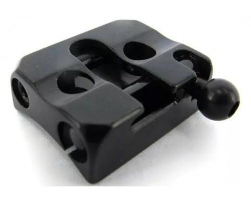 Задняя нога поворотного кронштейна Apel-EAW, призма LM, BH=9,5 мм, KR=17 мм, SAKO 75/85/Steyr SBS 96 (414/0095/17)