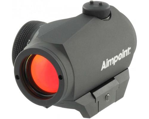 Коллиматорный прицел Aimpoint Micro H-1 2MOA крепление weaver (200018)