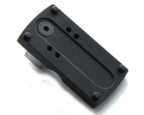 """База Apel для установки Docter Sight на """"зульский крюк"""", расстояние между окнами 4 мм"""