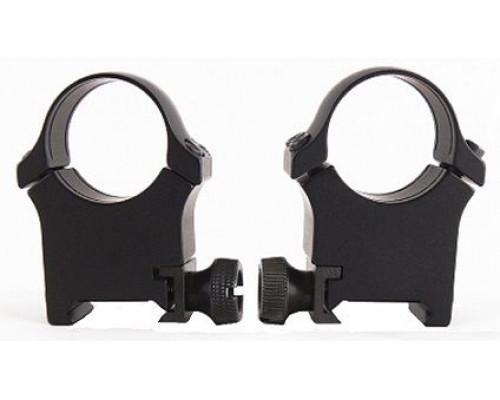 Быстросъемные кольца Apel-EAW на базу Weaver, 26 мм, BH=20 мм (138-80800)