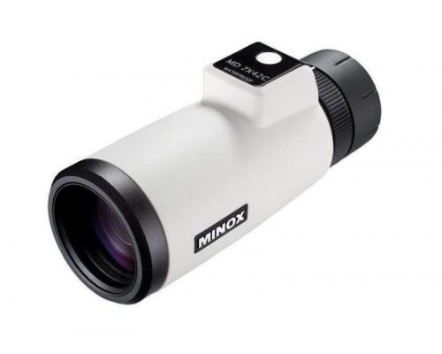 Монокуляр MINOX MD 7x42 C (белый)