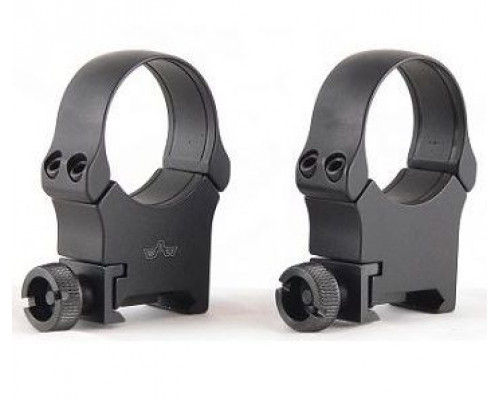 Быстросъемные кольца Apel-EAW на базу Weaver, 30 мм, BH=18 мм (138-85800)