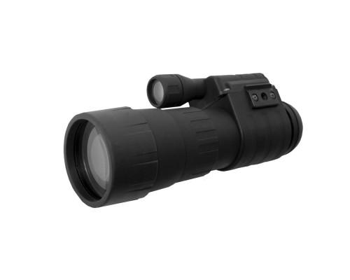 Монокуляр SIGHTMARK GHOST HUNTER ночной электр-опт., 4X50, обнаружение 180м, IR 805NM, 2XAA, до 72ч, 400г
