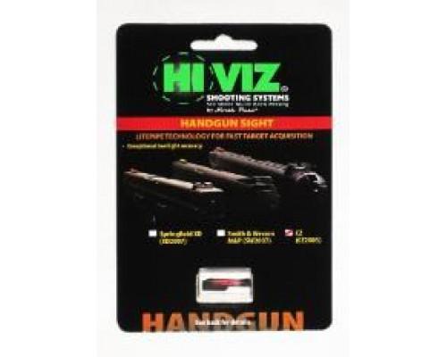 HiViz пистолетная мушка CZ2005-R, для пистолетов CZ, красная DISC