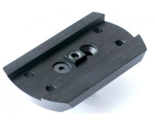 Кронштейн Henneberger для Aimpoint Micro на базы кронштейнов Leupold QR, BH=9 мм
